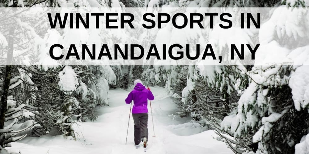 Winter Sports in Canandaigua