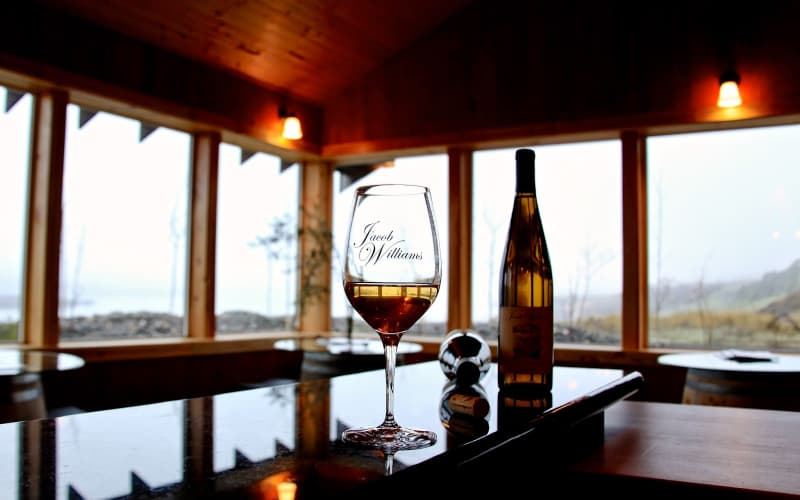 Winemakers Dinner Series - Jacob Williams