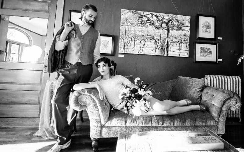 Columbia Gorge Wedding Style