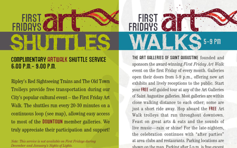 Monthly - First Friday Art Festival
