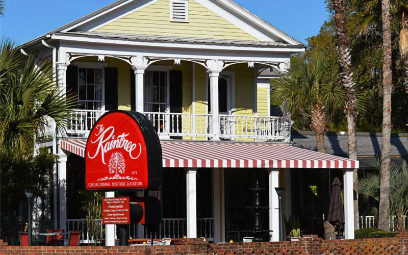 Best Dessert Bar and Elegant Dining in St Augustine