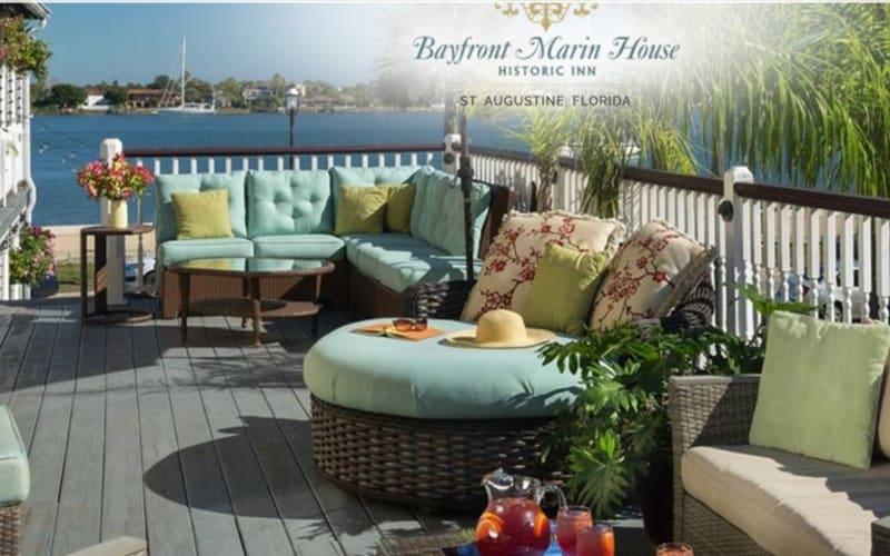 St. Augustine Hotel Discounts - Bayfront Marin House