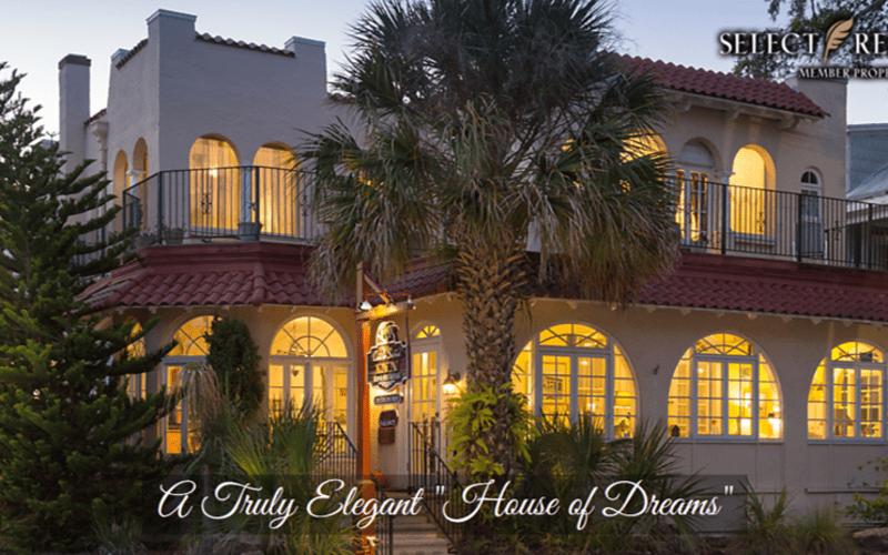St. Augustine Hotel Discounts - Casa de Suenos