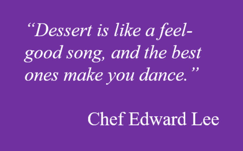 Dessert Is Like a Feel-Good Song!