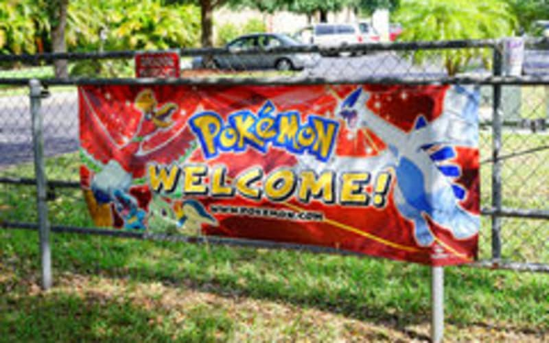 Welcome Pokemon Hunters
