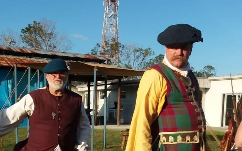 Highlanders in Green Cove Springs this Weekend