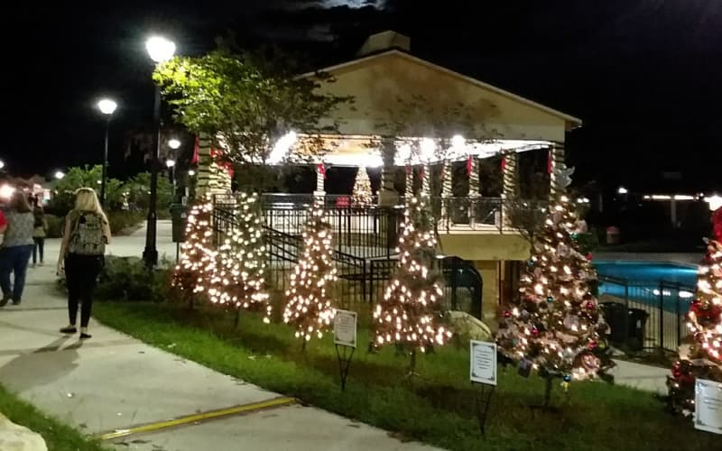 Find your Holiday Spirit in Green Cove Springs