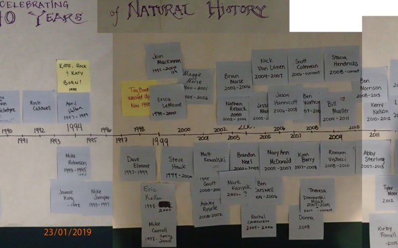 Naturalist History: The Naturalists of Little St. Simons Island