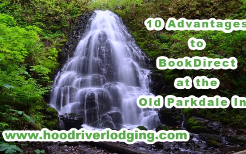 Book Direct Advantages