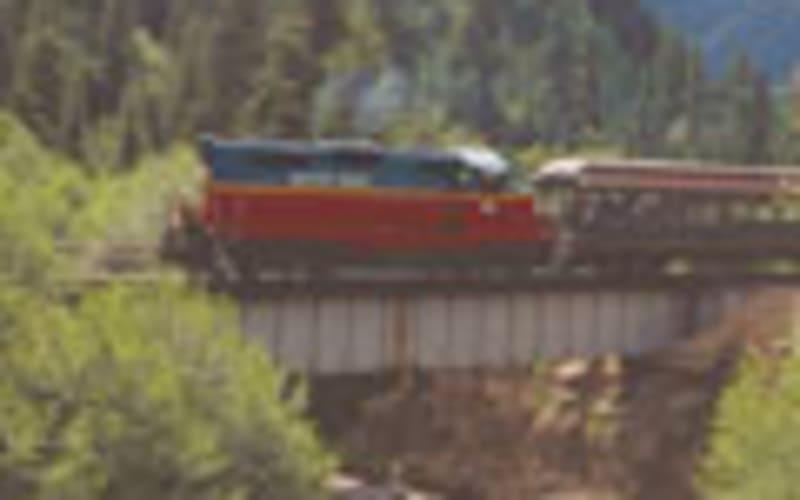 The Mt Hood Railroad Wine Train