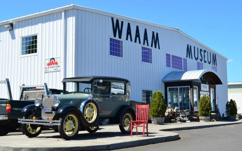 Western Antique Aeroplane and Automobile Museum