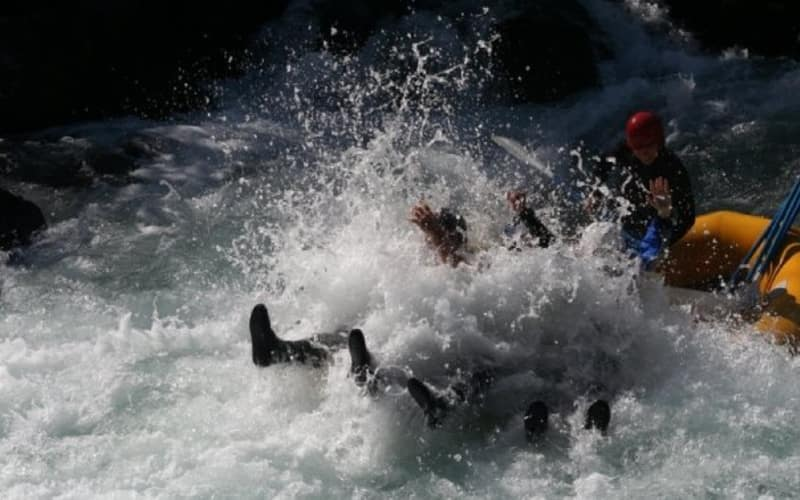 White Water Rafting on the White Salmon River