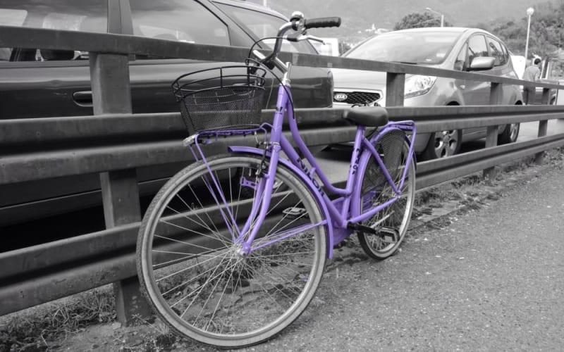 Summer Road Biking In Hood River