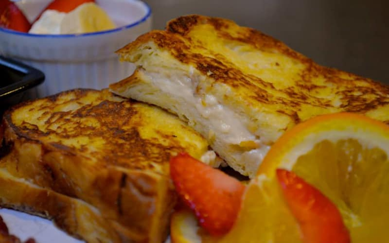 Creamsicle® French Toast on this National French Toast Day