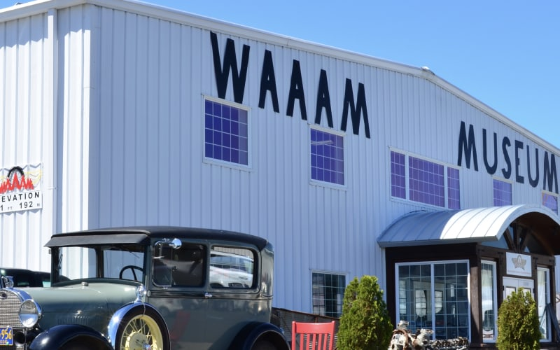 Second Saturdays at WAAAM ~ Western Antique Aeroplane and Automobile Museum