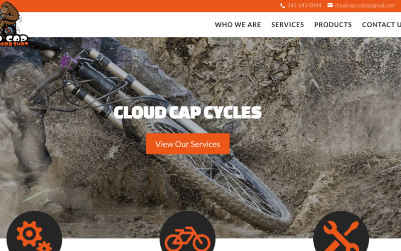Cloud Cap Cycle and Board Shop opens in Parkdale, Oregon
