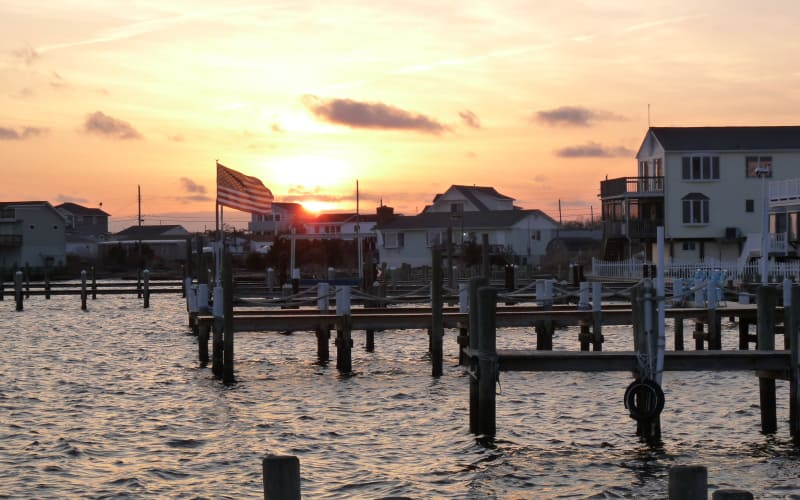 Romantic Weekend Getaway at the New Jersey Shore