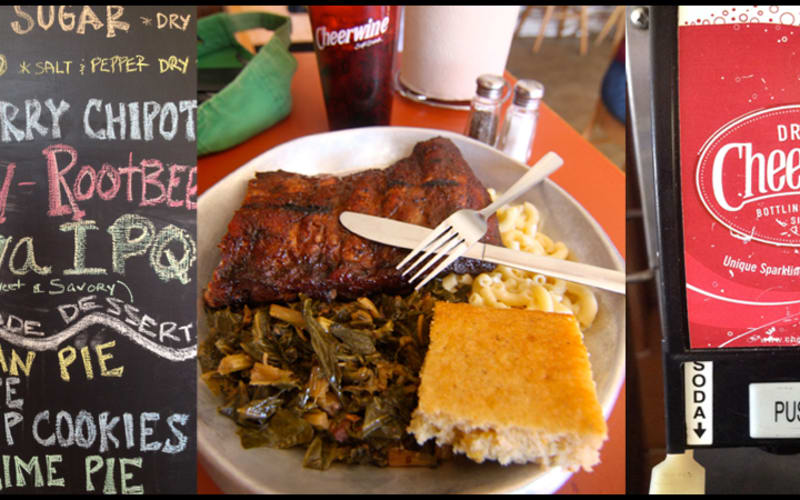 12 Bones Smokehouse- Best Barbecue in Asheville NC