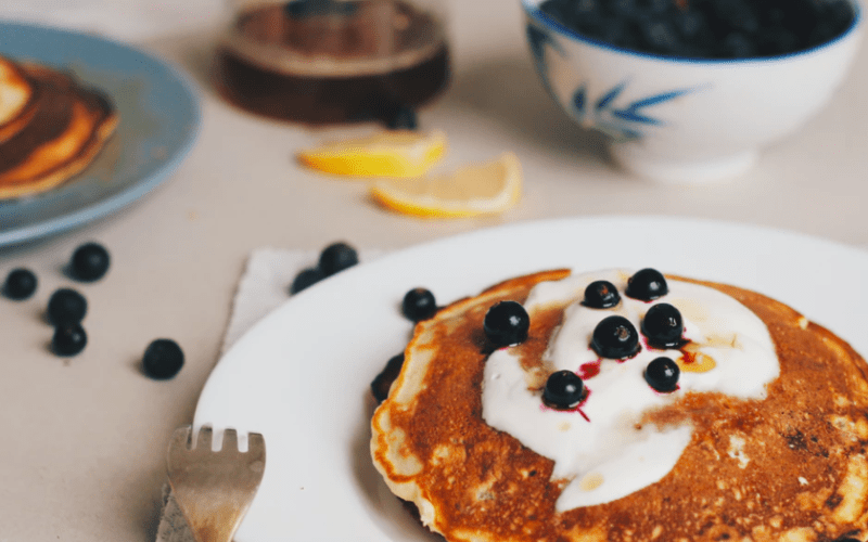 The Tastiest Healthy Vegan Pancakes You'll Ever Have - Topanga Canyon Inn Recipes