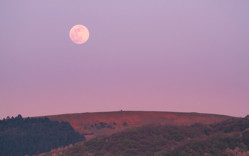 5 Places to See the Super, Blue, Blood Moon in Los Angeles, Near Topanga