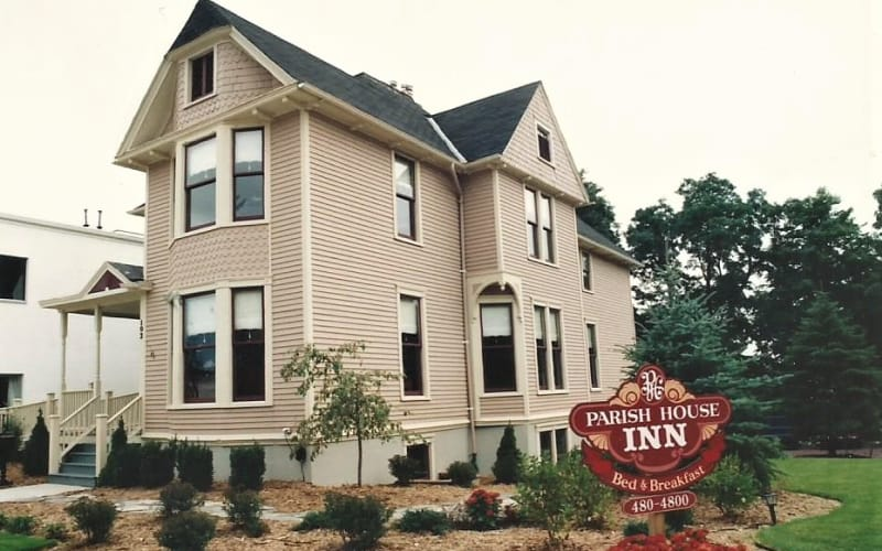 Parish House Inn Celebrating 25 years in Ypsilanti, MI