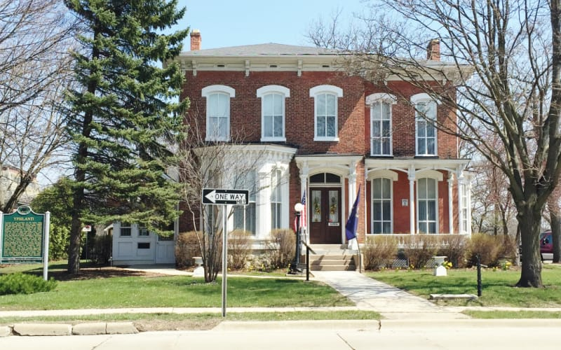 Explore Historical Museums In Ypsilanti