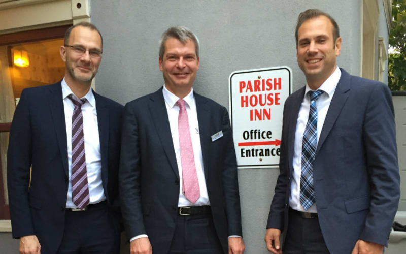 Business Travelers  Welcome at Parish House Inn, Ann Arbor-Ypsilanti Michigan area.