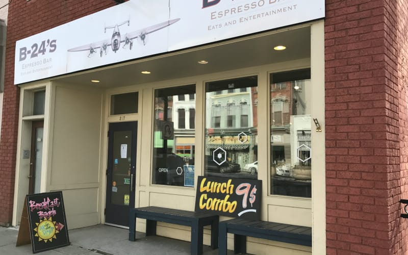 4 Neighborhood Coffee Houses in Ypsilanti.Michigan