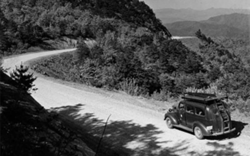 History of the Blue Ridge Parkway