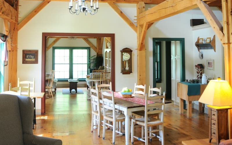 A Truly Rustic Retreat in the Berkshires - just ask Berkshires.org!
