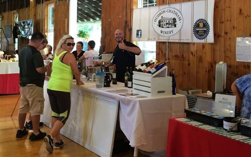 Hudson - Berkshire Food & Wine Festival in Chatham