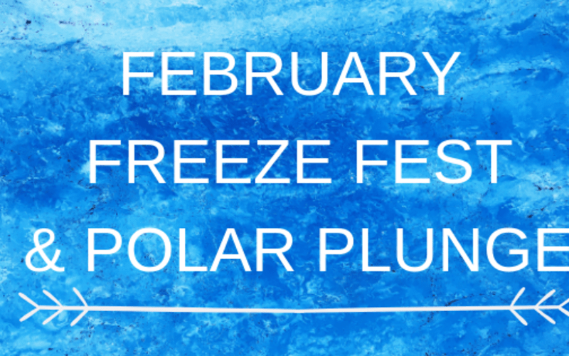 February Freeze Fest & Polar Plunge
