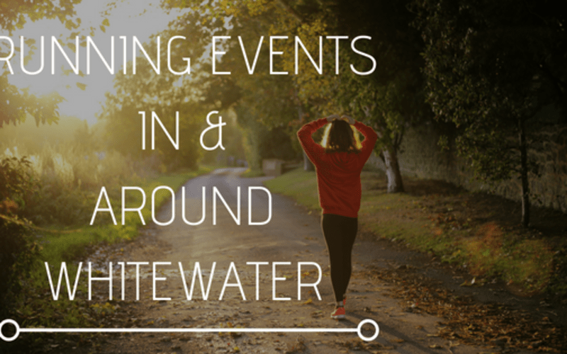 Running Events In & Around Whitewater
