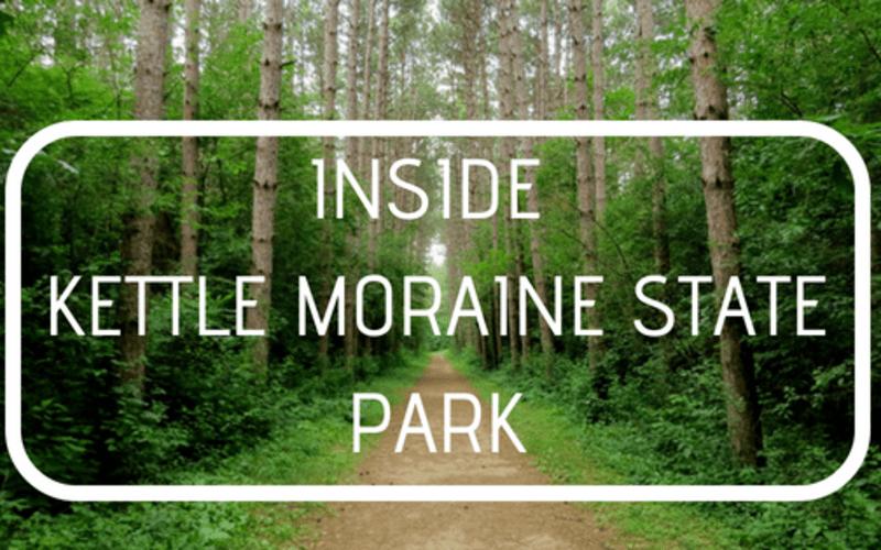 Inside Kettle Moraine State Park