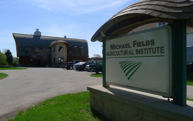 Organic Farming at the Michael Fields Institute