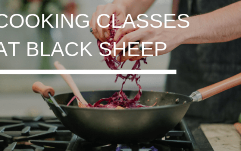 Black Sheep Cooking Classes
