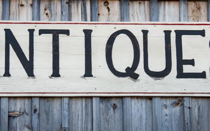 Antiques Dealers & Shops