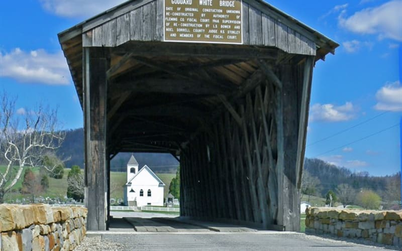 Backroads & Covered Bridges