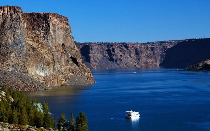 So Much to Offer at Lake Billy Chinook