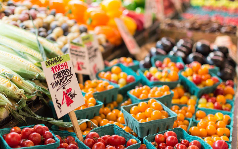 Everything You Need to Know About the Asheville Farmers Market