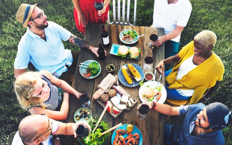 The Best Outdoor Dining Options in Asheville