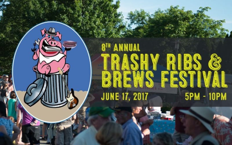 Trashy Ribs & Brews Festival