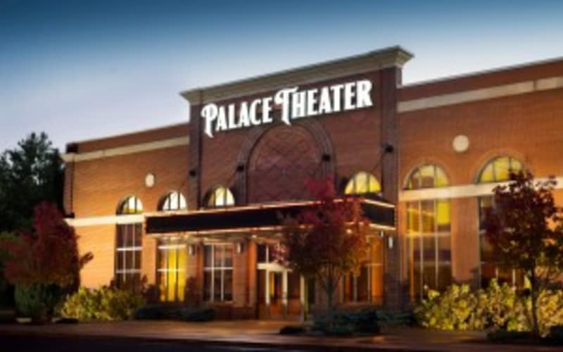 Dinner's on Us by Palace Theatre and a 10% discount at Bowman's Oak Hill B & B!