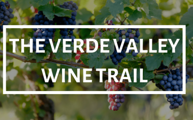 The Verde Valley Wine Trail