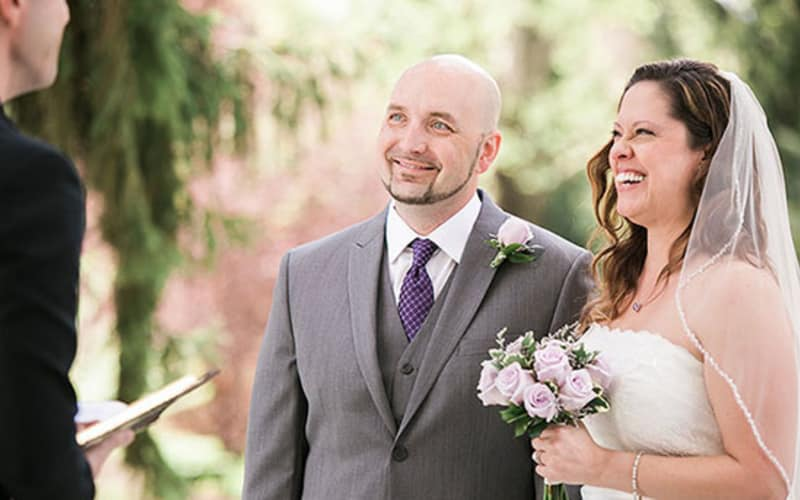Albemarle Wedding: Pepper & Michael
