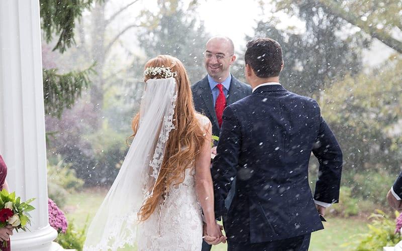 Albemarle Wedding: Hannah and Gabe