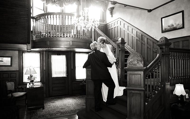 Albemarle Inn Wedding