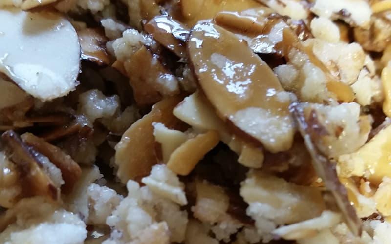 Almond Praline