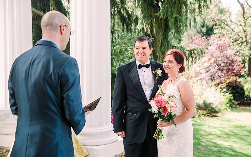 Leanne & Ashton's Albemarle Inn Wedding