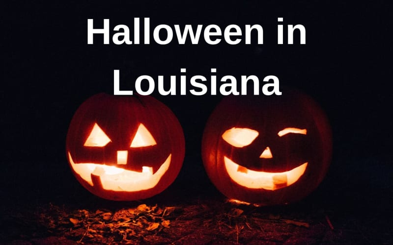 Halloween in Louisiana